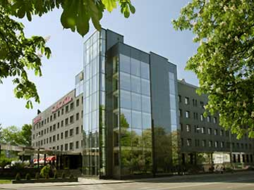 Park Inn by Radisson Meriton Tallinn (Formerly Meriton Grand Conf & Spa)